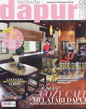Oh Mai Wedding in Dapur Impiana Mag Jan-Feb'14.Click picture for more...