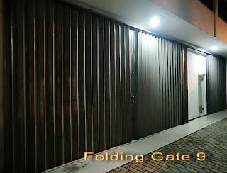 Harga Folding Gate Depok Bekasi
