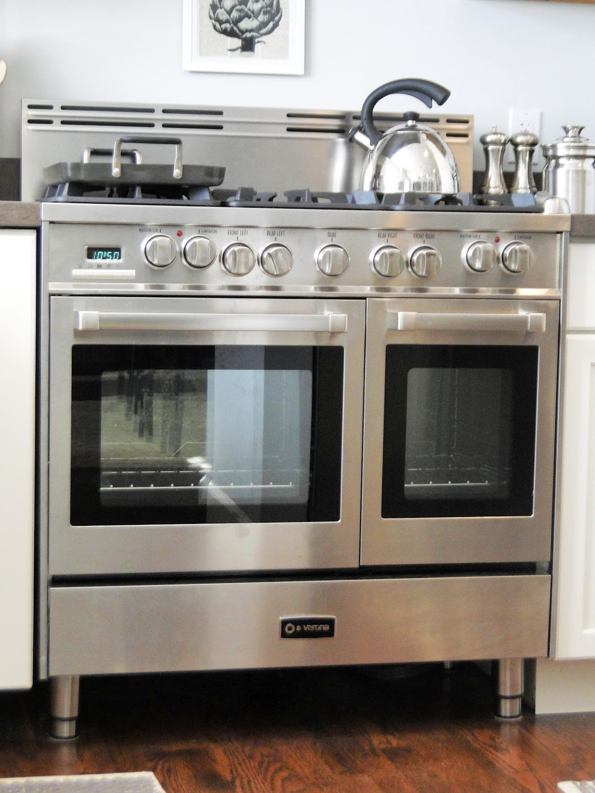 Kitchens With Double Ovens ~ Oven range with two ovens