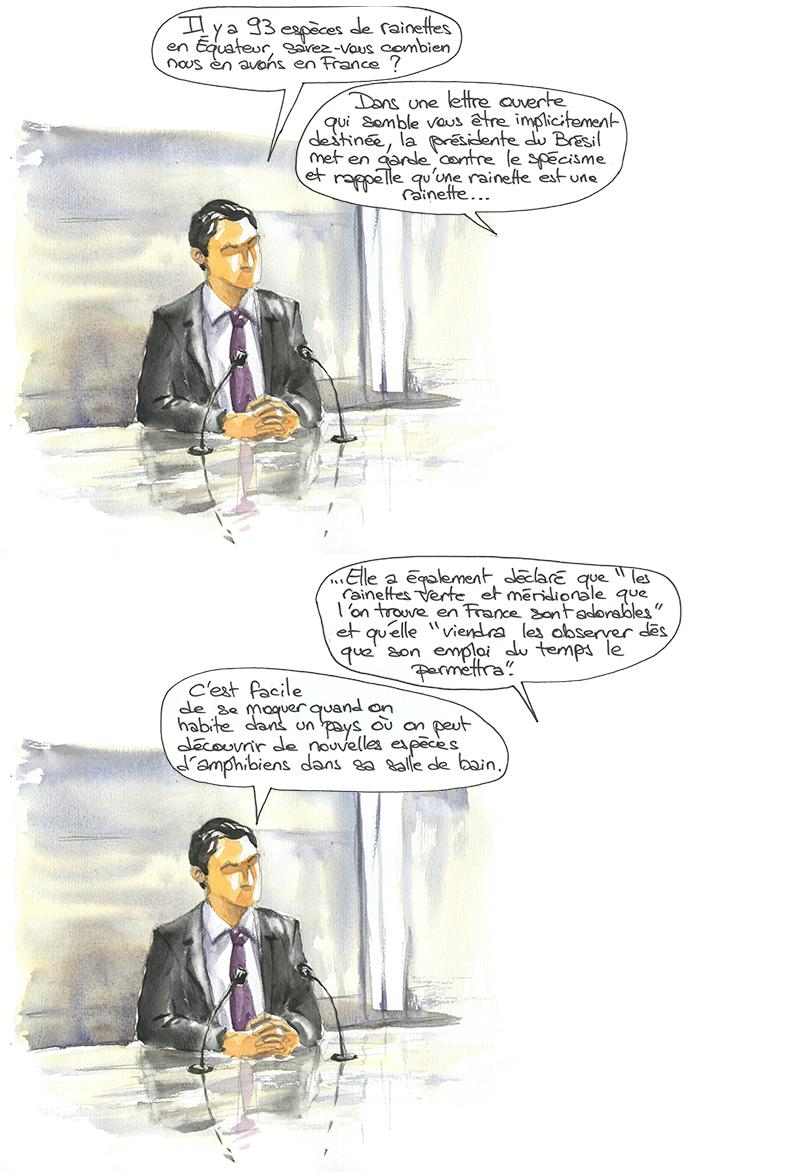 Premier ministre et spécisme