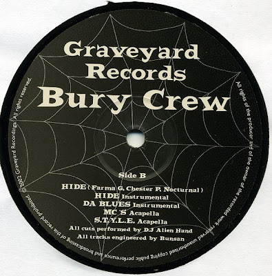 Bury Crew – The Beginning EP (1999) (128 kbps)