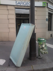 PARIS  DECHETS