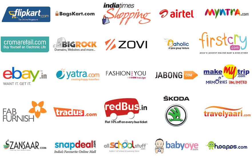 Top 10 online shopping sites in india for Top 10 online shopping sites in the world