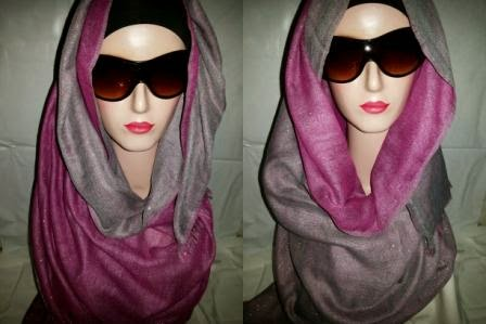 Pashmina Party Two Tone
