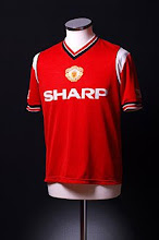 1984-86 Manchester United Home Shirt