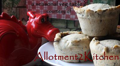 A2K - A Seasonal Veg Table