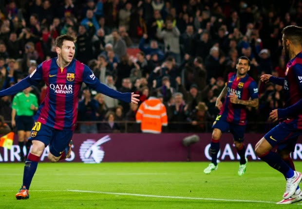 Liga Champions : Jelang Laga barcelona vs PSG