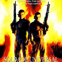 Poster Universal Soldier 1992