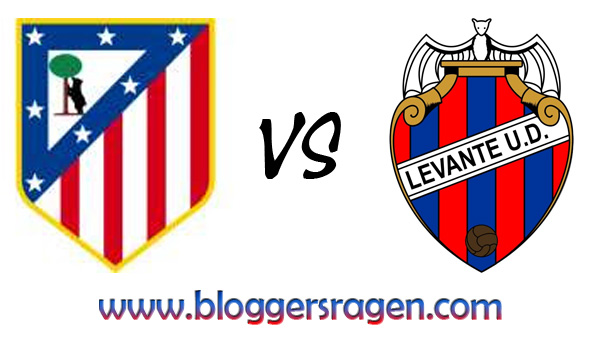 Pertandingan Atletico Madrid Vs Levante