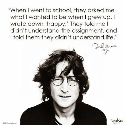 John Lennon, quote, beatles, the beatles