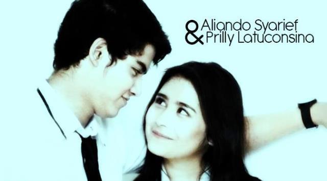 Foto Aliando Syarief dan Prilly Latuconsina Paling Anyar