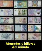 Catalogo de monedas y billetes