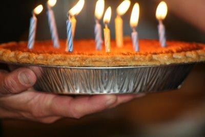 Twentysomething and the City: Light(er) Pumpkin Crumb Cake