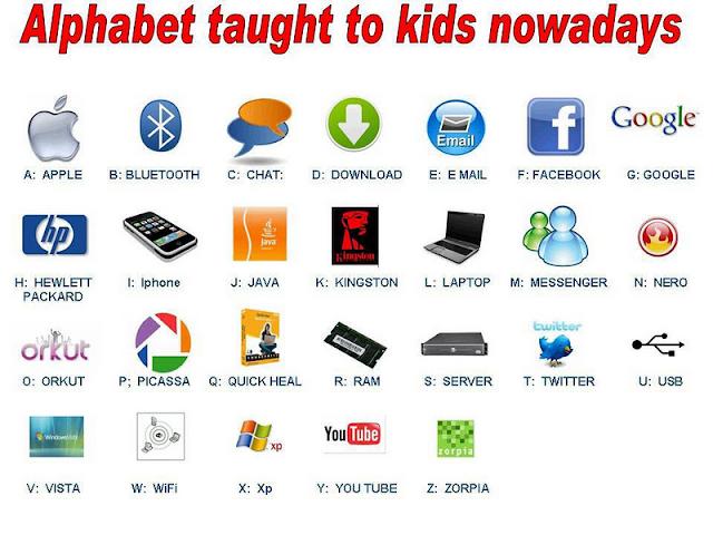 New Generation Alphabets