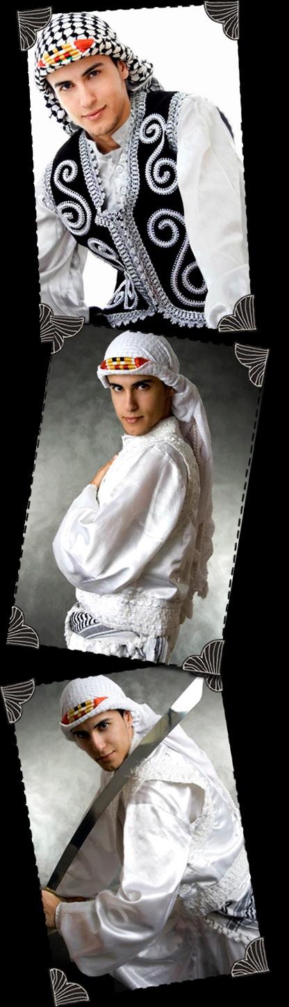dança arabe masculina