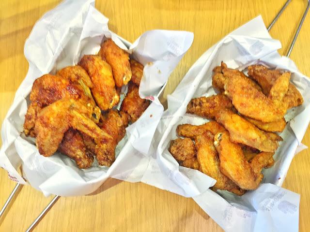 4Fingers Crispy Chicken - Soy Garlic Chicken and Hot Chicken