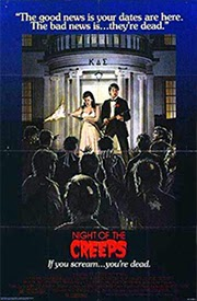 night of the creeps film poster