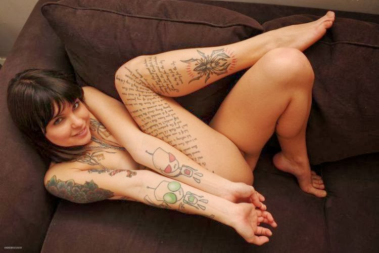 find more tattoo girls