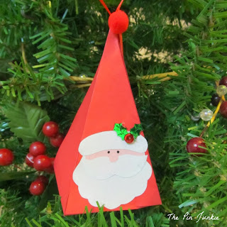Santa Treat Holder