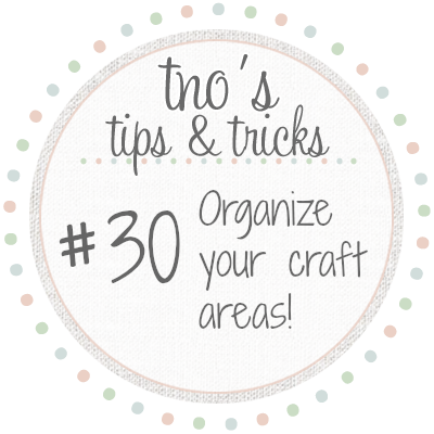 craft and art organization, kitchen organization, kitchen clutter