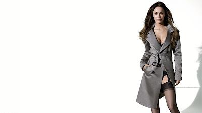 Megan Fox Fashion Style Wallpaper
