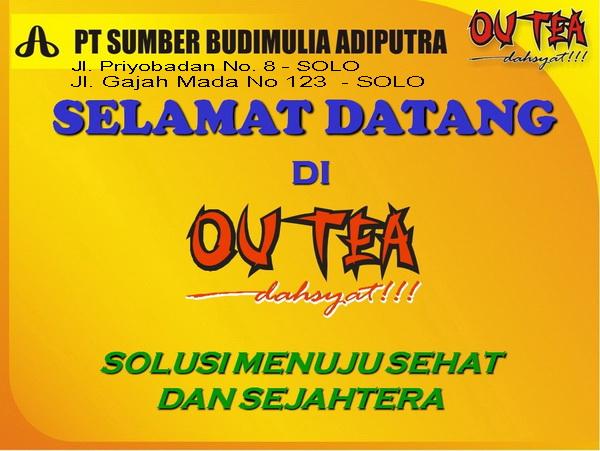Ou Tea Teh Hitam Ajaib
