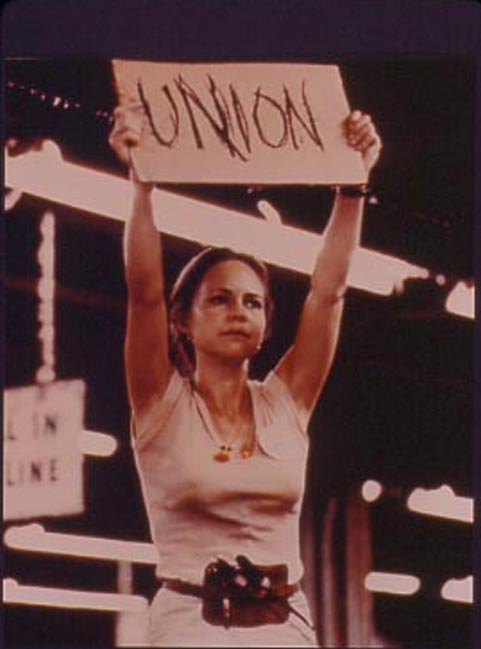 norma rae It is easy to see why the film, norma rae, received great praise at the time of its making sally field gives a heartwrenching performance, providing a.