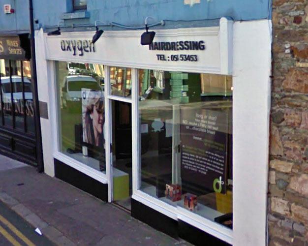 Oxygen Hairdressers, Wexford