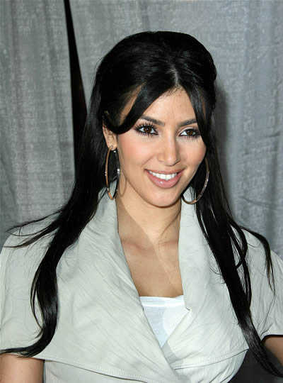 invisible hairstyle kim kardashian -28