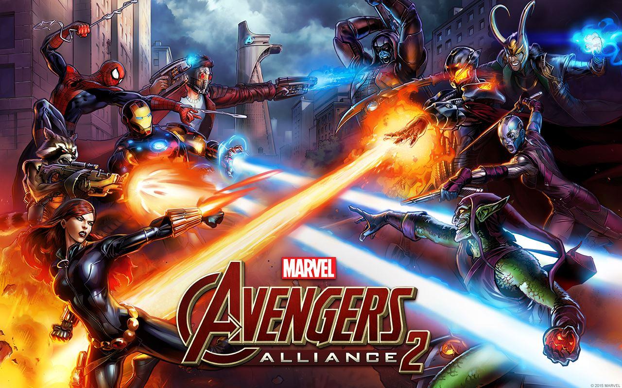 avengers alliance 2 apk mod data android