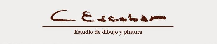 Clases de Dibujo y Pintura con C.Escobar