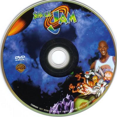 Space Jam DVD