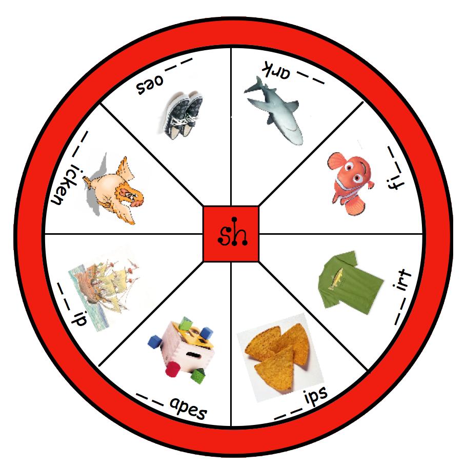 Zeek S Zoo Word Wheels
