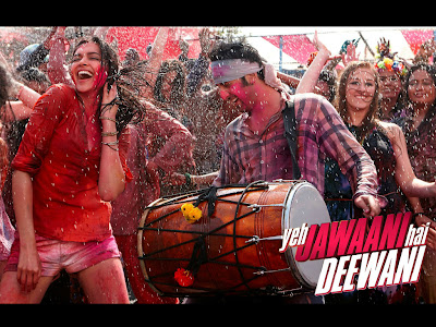 Balam Pichkari Lyrics - Yeh Jawaani Hai Deewani (2013)