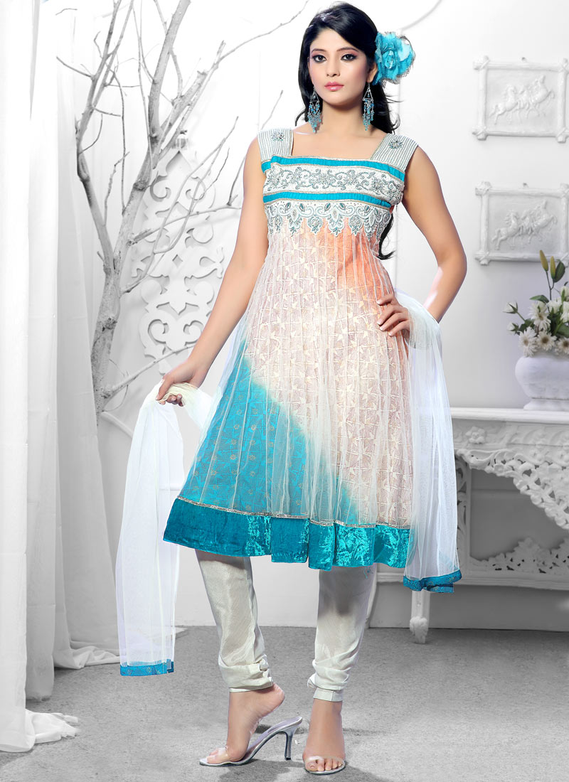 Wedding Anarkali Salwar Suits - missy lovesx3