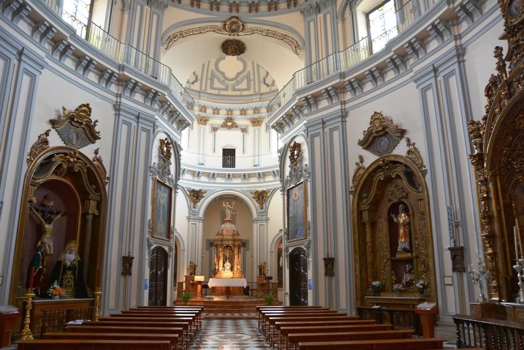 Church San Felipe Neri Malaga