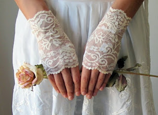 Bridal cuffs, 3, by Queen of Cuffs