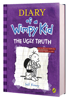 diary of a wimpy kid the ugly truth pdf