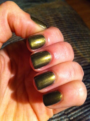 China Glaze Peace on Earth