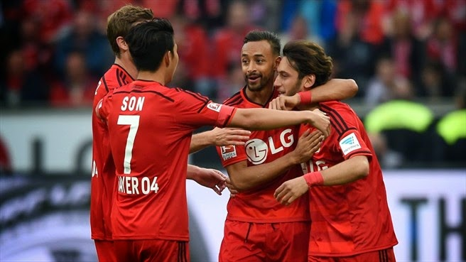 Highlights Bayer Leverkusen 2 – 0 Bayern Munich