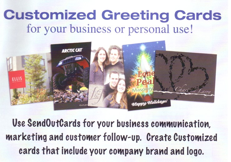 Send out Cards is free to join