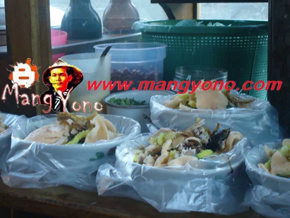 Lezatnya Soto PODOMORO Mang Amin Ciyuda, Pagaden Barat, Subang