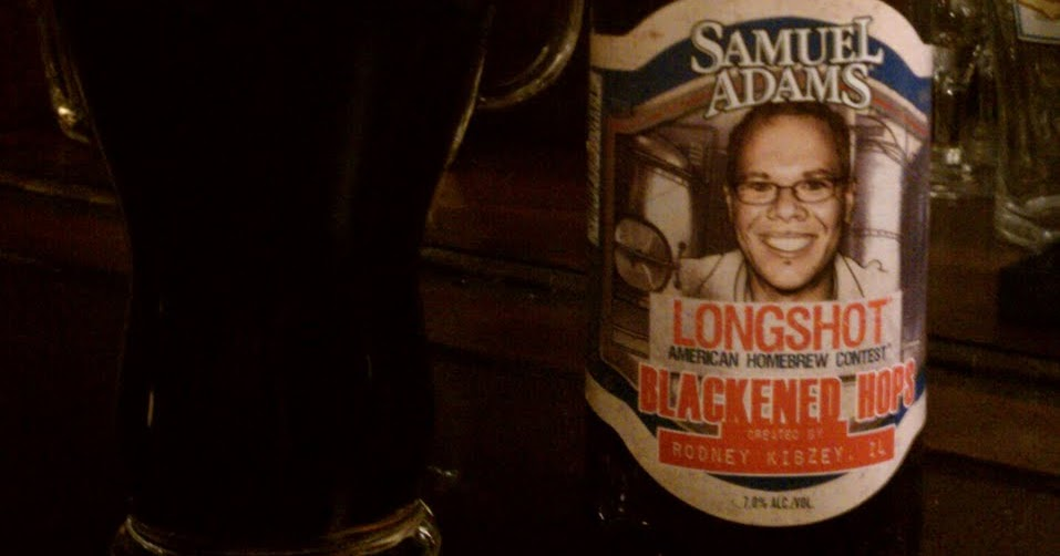 the I B U Incredible Beer Universe Samuel Adams Longshot Blackened Hops