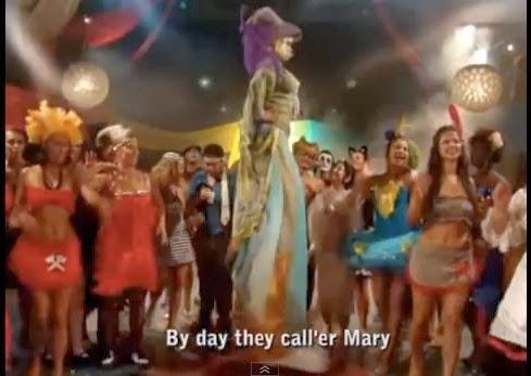 Carnaval em inglês