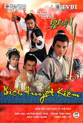 Bích Huyết Kiếm - Tập 20/20 - The Sword Stained With Royal Blood