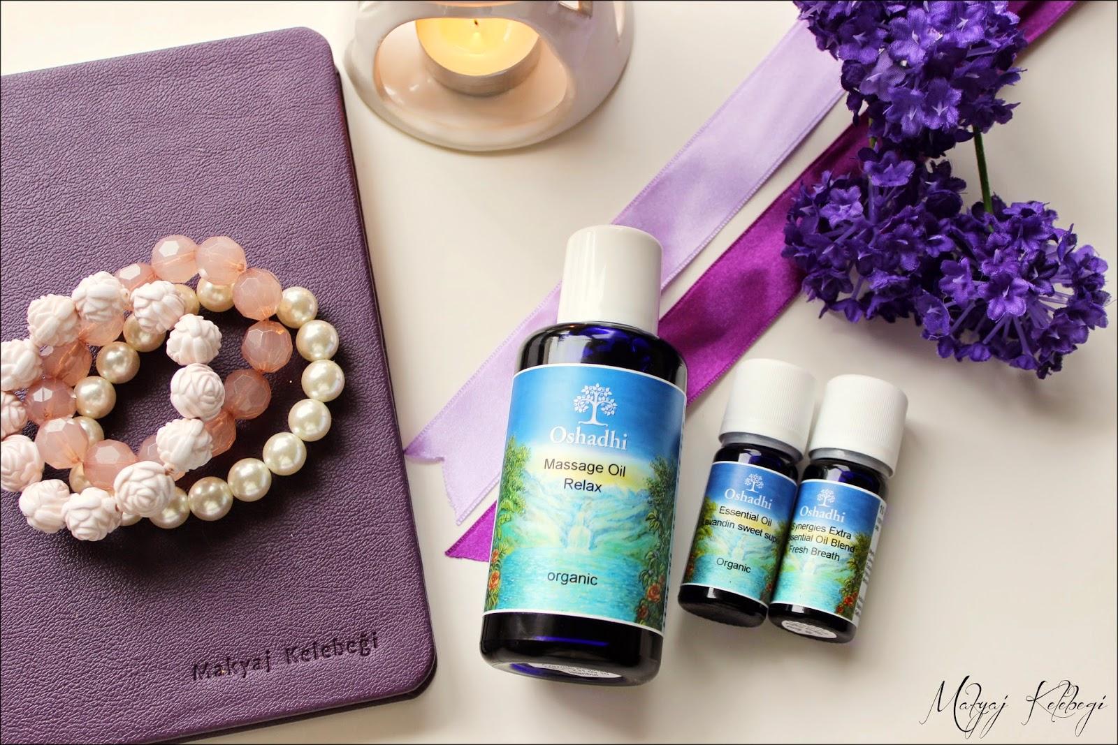 Oshadhi Aromaterapi Yağları