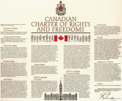 an overview of the canadian charter or rights and freedom April 2017 this year marks the 35th anniversary of the canadian charter of  rights and freedoms for the occasion, we have put together a brief overview of .