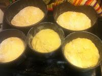 Пасхальные куличи по рецепту моей бабушки
