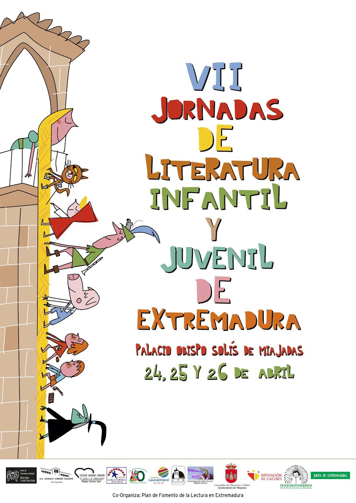 VII JORNADAS DE LITERATURA INFANTIL Y JUVENIL