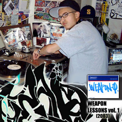 DJ Weapon-Q - Weapon Lessons Vol One